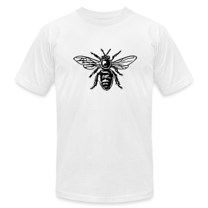 Bee T-Shirt - Men's T-Shirt by American Apparel