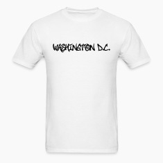 Washington Dc Grafitti T-Shirts