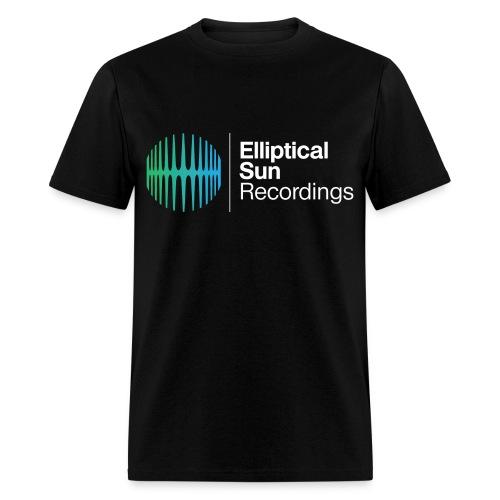 ESR Men's Black T-Shirt - Men's T-Shirt