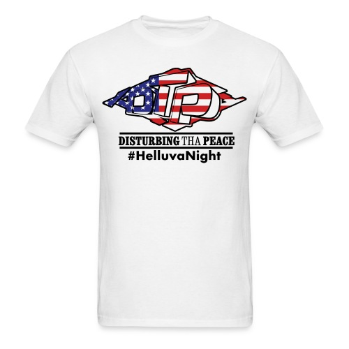 Official 4th of July Combo - Men's T-Shirt
