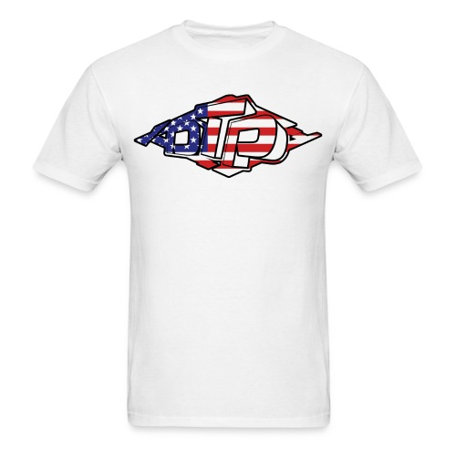 4th of July DTP Solo - Men's T-Shirt