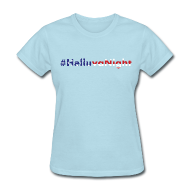T-Shirts ~ Women's T-Shirt ~ #Helluva 4th of July