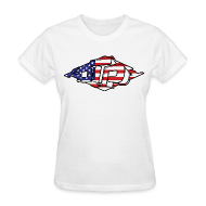 T-Shirts ~ Women's T-Shirt ~ 4th of July DTP Solo