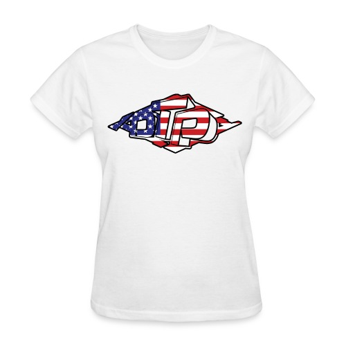 4th of July DTP Solo - Women's T-Shirt