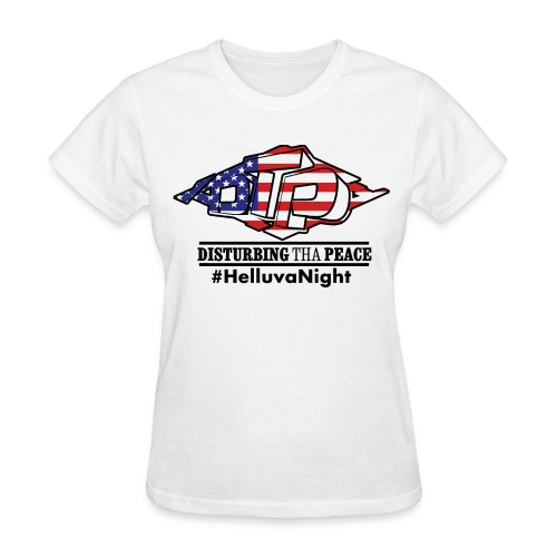 Official 4th of July Combo - Women's T-Shirt
