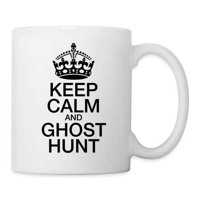 KeepCalmGhostHunt-CoffeeMug