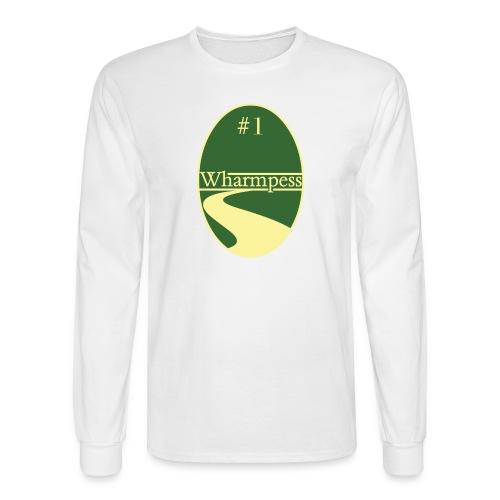 WomLong Sleeve T-Shirt - Men's Long Sleeve T-Shirt