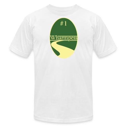 Wharmpess American Apparel T-Shirt - Men's Fine Jersey T-Shirt