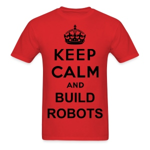 keep calm shirt - Men's T-Shirt