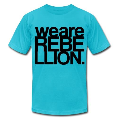 WORD Mens - Men's  Jersey T-Shirt