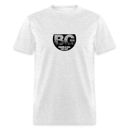 Binbash Gear Logo - Men's T-Shirt