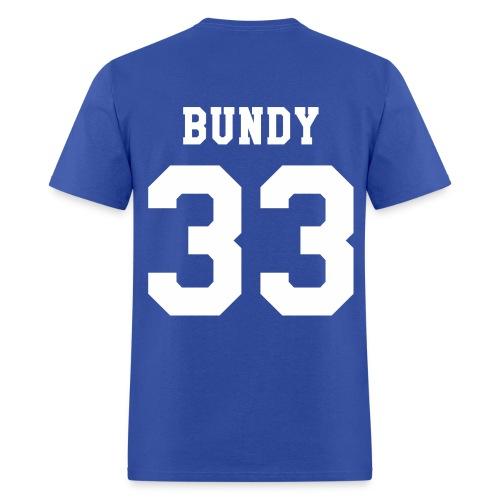 Al Bundy Football Jersey 33 - Men's T-Shirt
