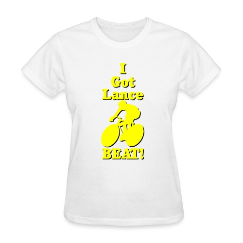 I Got Lance Beat Women's Standard Weight T-Shirt - Women's T-Shirt