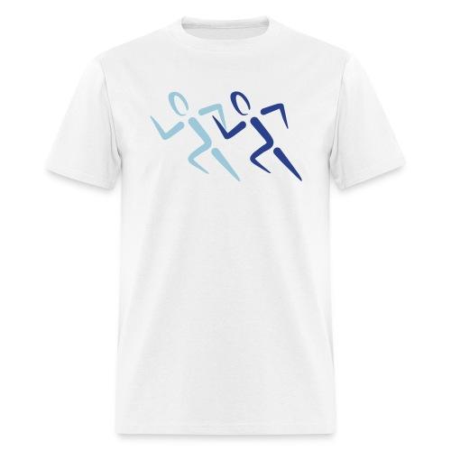 Running (Men) - Men's T-Shirt