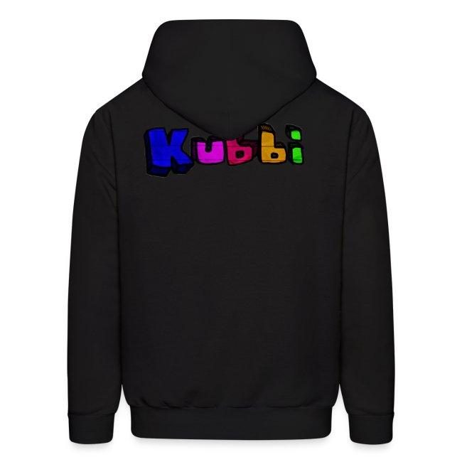 Kubbi Hoodie (Text on back)