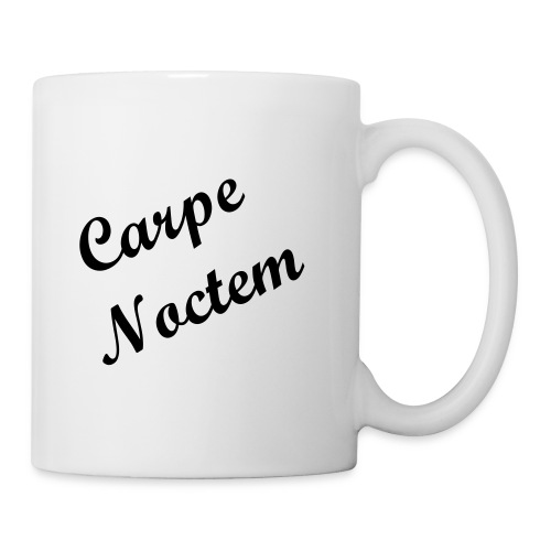 Carpe Noctem Mug - Coffee/Tea Mug