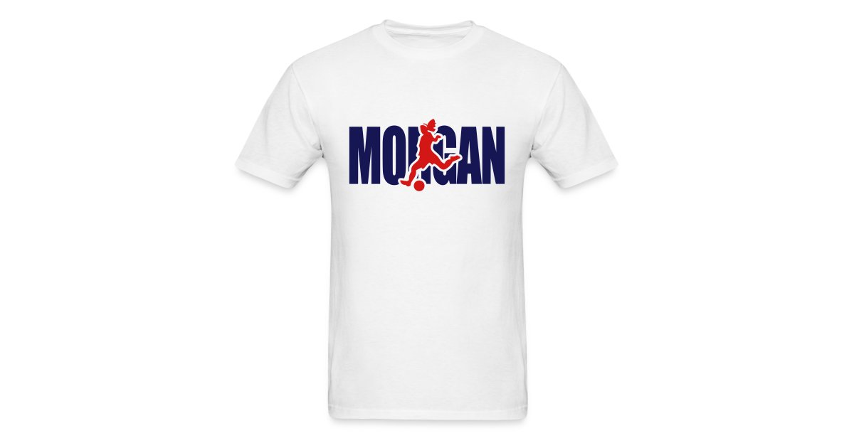 new style b7548 d70e8 Fan Brewed | Alex Morgan USWNT Shirt - Mens T-Shirt