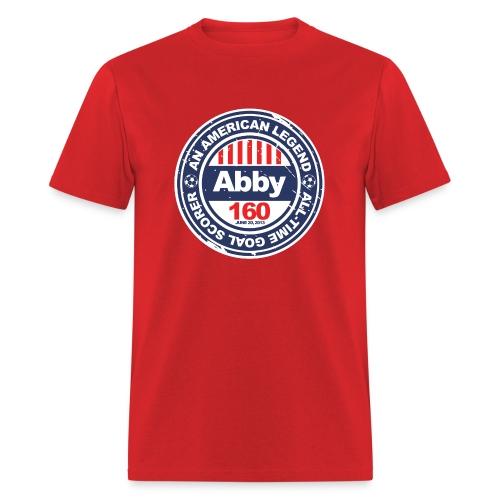 Abby Wambach, An American Legend, Shirt - Men's T-Shirt