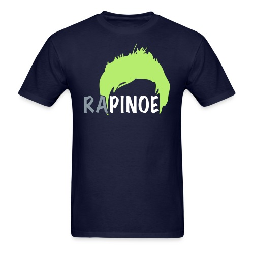 Megan Rapinoe Hair Shirt - Men's T-Shirt