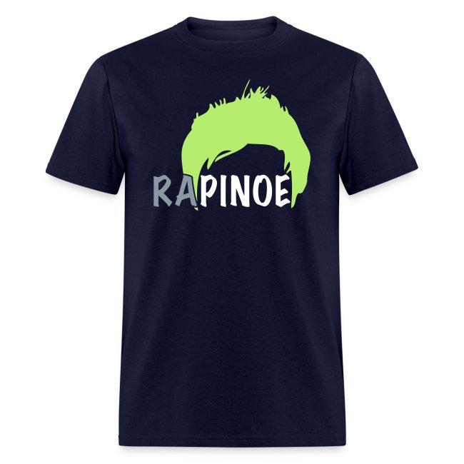 outlet store 00d61 8b409 Megan Rapinoe Hair Shirt   Men's T-Shirt