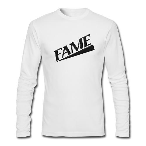FAME long sleeve mens - Men's Long Sleeve T-Shirt by Next Level