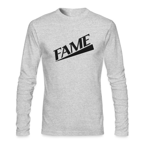 FAME long sleeve mens - Men's Long Sleeve T-Shirt by Next Level