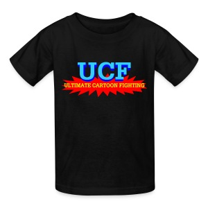 KIDS UCF LOGO TEE - Kids' T-Shirt