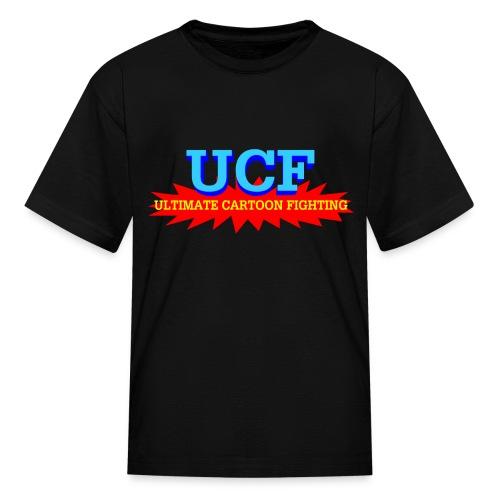KIDS UCF LOGO TEE - Kids' T-Shirt