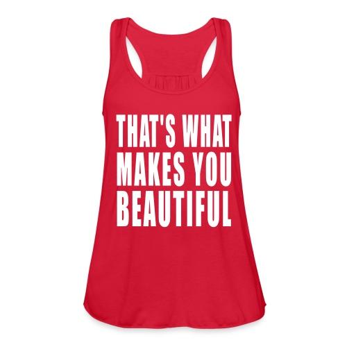 One Direction - Women's Flowy Tank Top by Bella