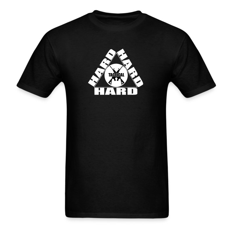Try Hard Tactical - Men's T-Shirt