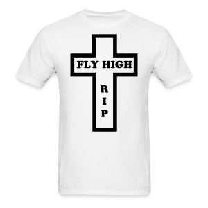 FLY HIGH RIP - Men's T-Shirt