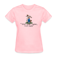 T-Shirts ~ Women's T-Shirt ~ Billy Jack Tee - Womens