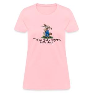 Billy Jack Tee - Womens - Women's T-Shirt