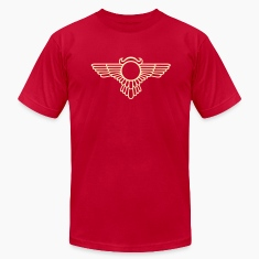 Winged Globe, symbol of the perfected soul T-Shirts