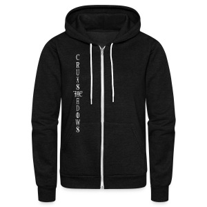 Fleece lined Deluxe Hoodie SE - Unisex Fleece Zip Hoodie by American Apparel