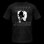 T-Shirts ~ Men's T-Shirt by American Apparel ~ Quit Jones