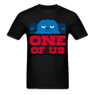 T-Shirts ~ Men's T-Shirt ~ One Of Us Monsters