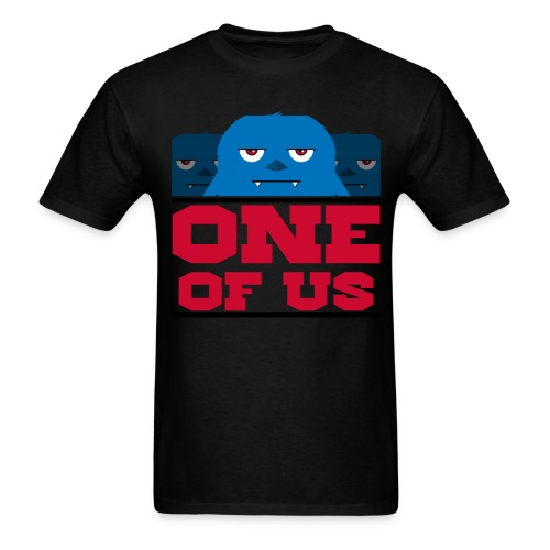 One Of Us Monsters - Men's T-Shirt