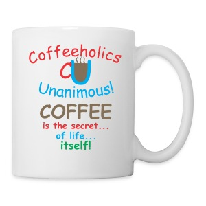CU secret life cup - Coffee/Tea Mug