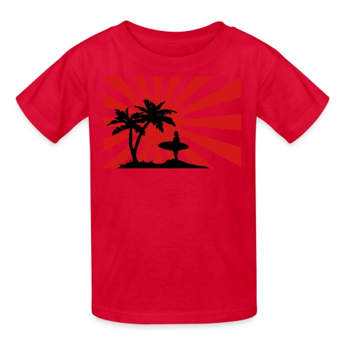 Sunny shirt - Kids' T-Shirt