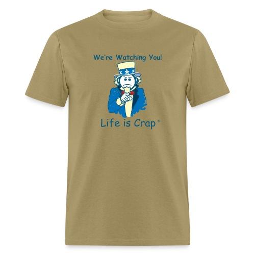 Uncle Sam - Men's Classic T-shirt - Men's T-Shirt