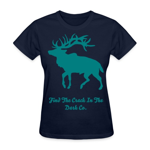 Elk Logo - Women's T-Shirt