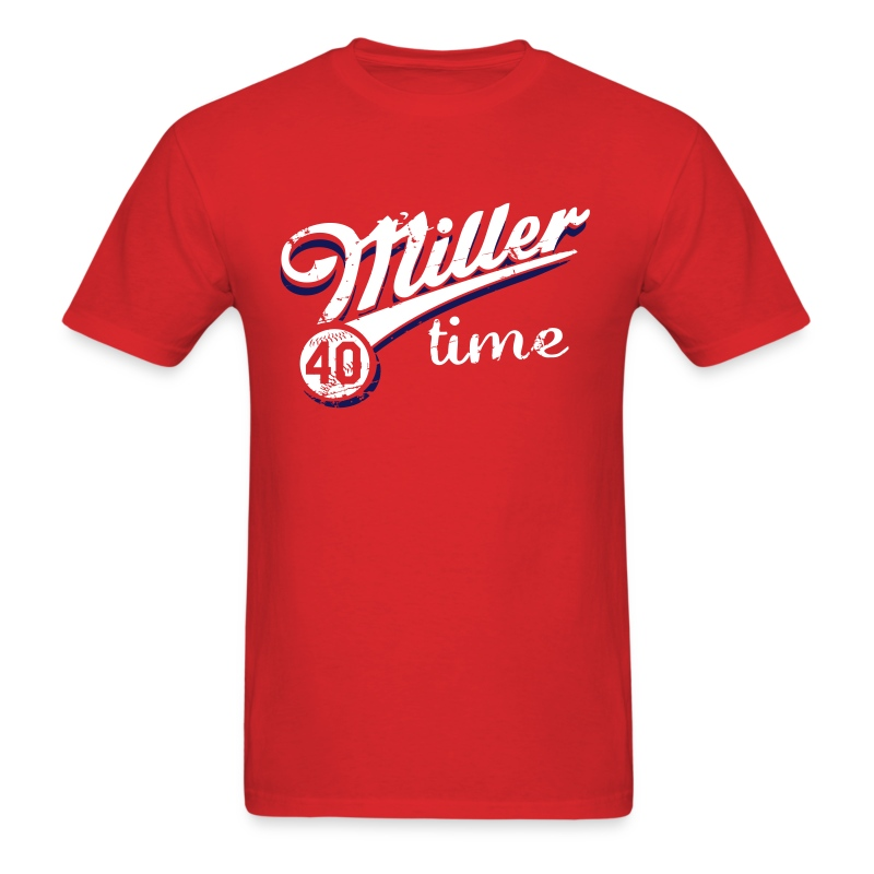 It's Miller Time - Men's T-Shirt