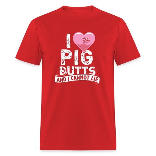 Cannot Lie Men's Shirt - Men's T-Shirt