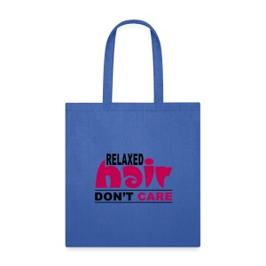 Relaxed hair don't care bag - Tote Bag
