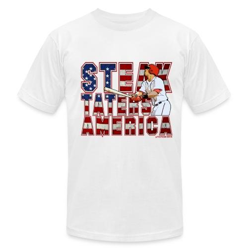 STA - Men's American Apparel T - Men's Fine Jersey T-Shirt