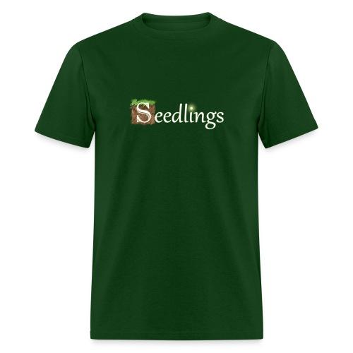 Seedlings Logo Men's - Men's T-Shirt