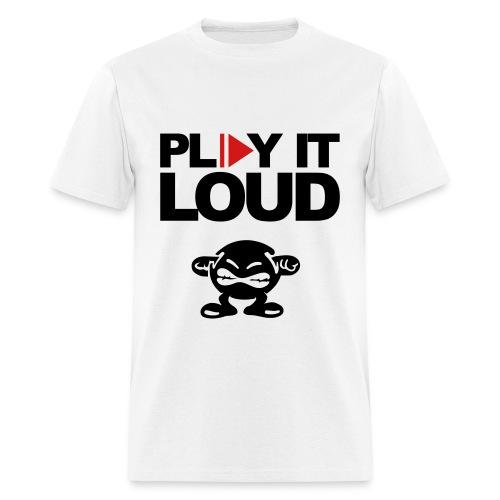 PRESS PLAY - Men's T-Shirt