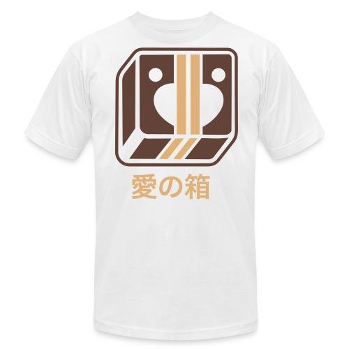 Love Box - Men's Fine Jersey T-Shirt