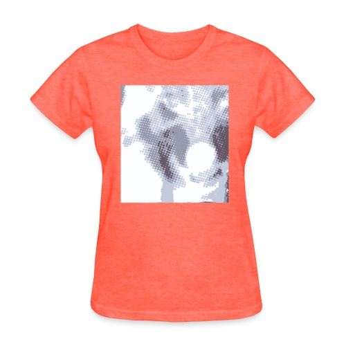 EXO Blurred Wolf Shirt - Women's T-Shirt